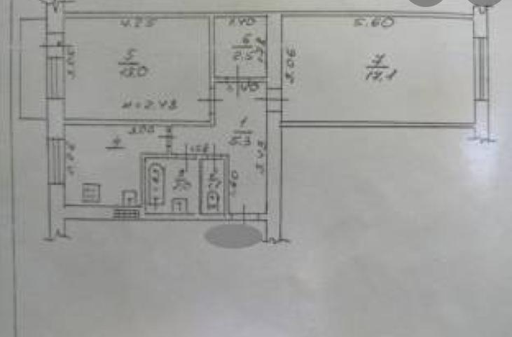 продажа двухкомнатной квартиры номер A-152566 в Малиновском районе, фото номер 7